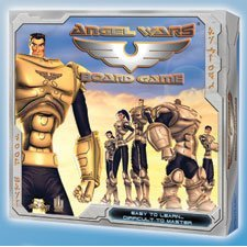 Angel Wars Board Game
