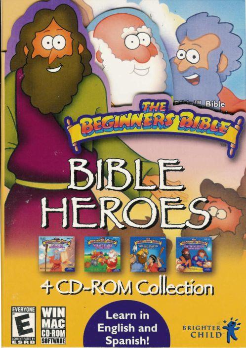 Beginner's Bible Heroes