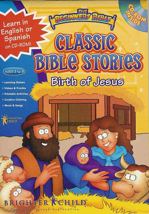Beginner's Bible Birth of Jesus