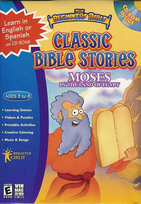 Beginner's Bible Moses