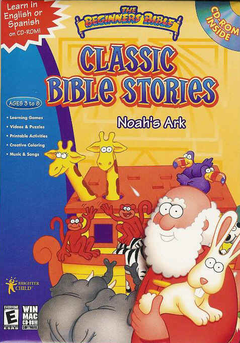 Beginner's Bible Noah's Ark