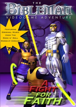 Bibleman: A Fight for Faith