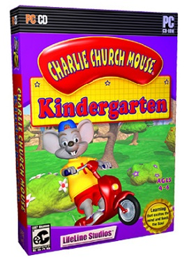 Charlie Church Mouse Bible Adventures! Kindergarten