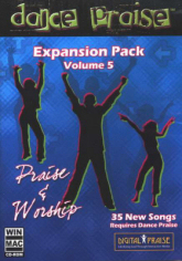 Dance Praise Expansion Pack 5: Praise & Worship