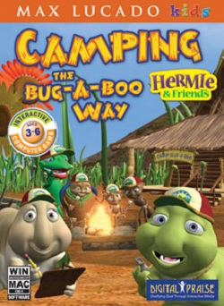 Hermie and Friends - Camping the Bug-a-boo Way