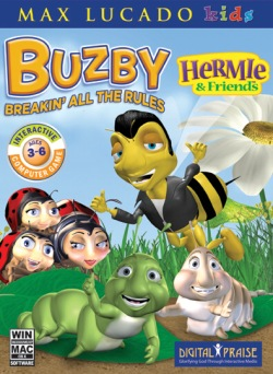 Hermie and Friends - Buzby