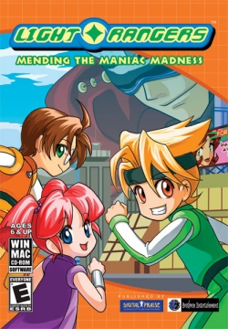 Light Rangers: Mending the Maniac Madness
