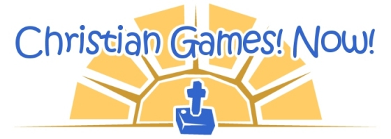 Christian Games NOW web site - online store featuring Bible-based and Christian-themed games