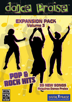 Dance Praise Expansion Pack 3: Pop & Rock Hits