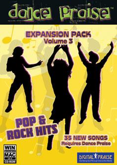 Dance Praise Expansion Pack 3: Pop & Rock Hits