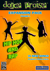 Dance Praise Expansion Pack 2: Hip Hop & Rap