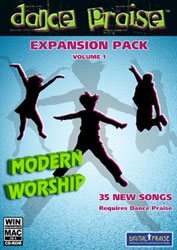 Dance Praise Expansion Pack 1: Modern Worship