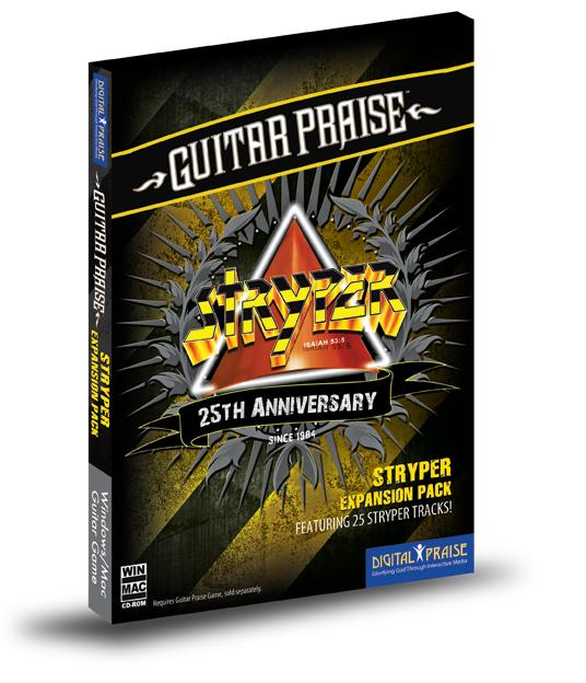 Guitar Praise Expansion Pack 1