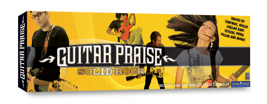 Digital Praise's Guitar Praise