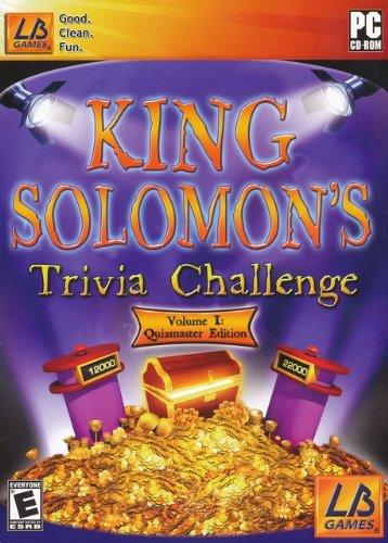 Solomon Says Trivia