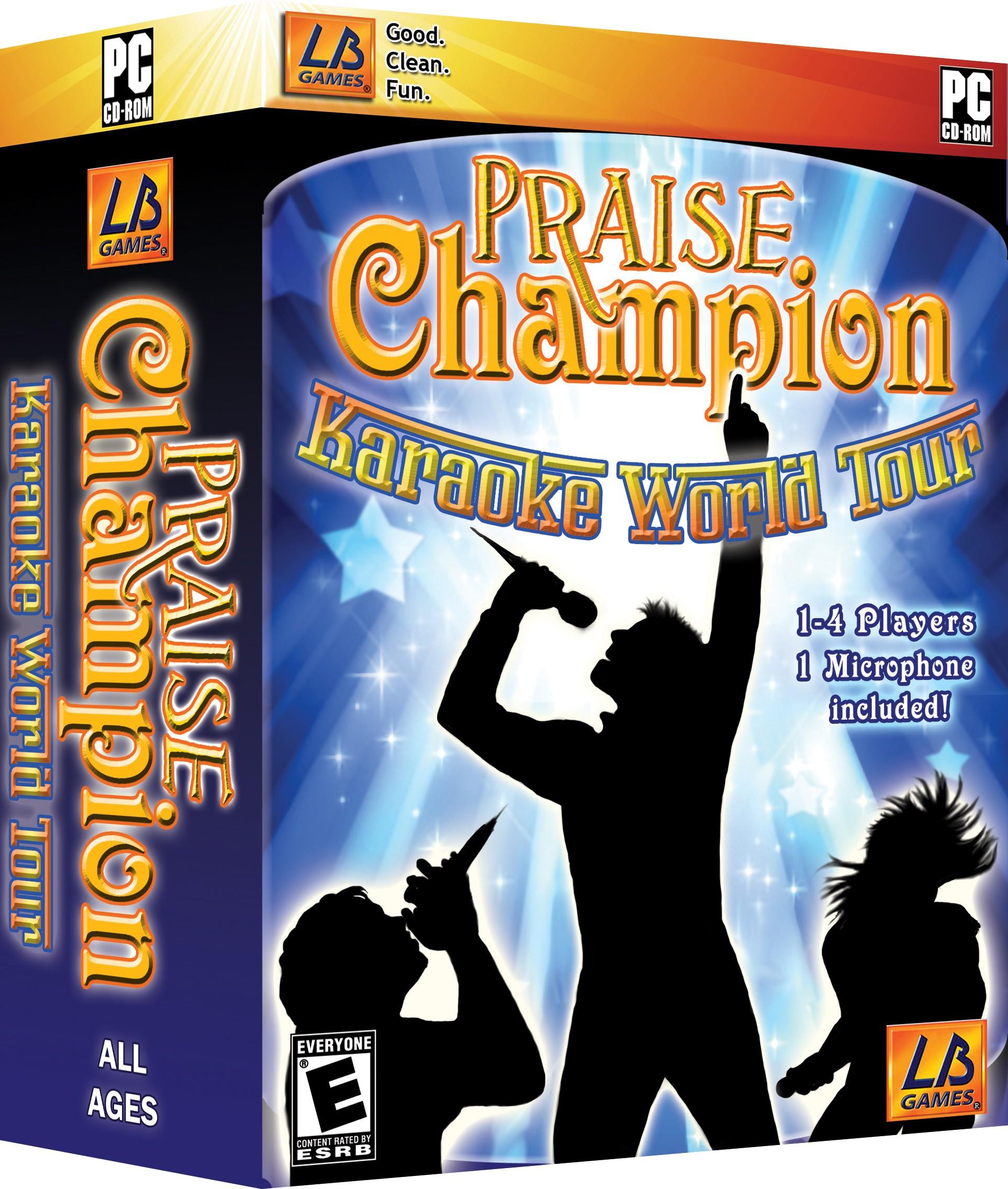 Heavenly Harmony Karaoke is now Praise Champion