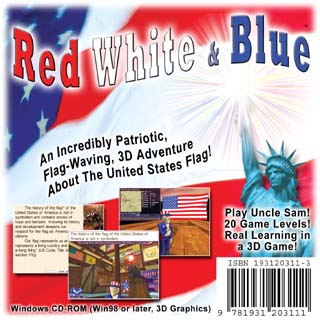 Red, White and Blue