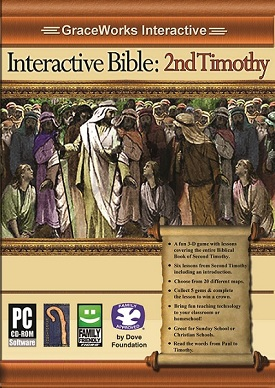 Interactive Bible: 2 Timothy